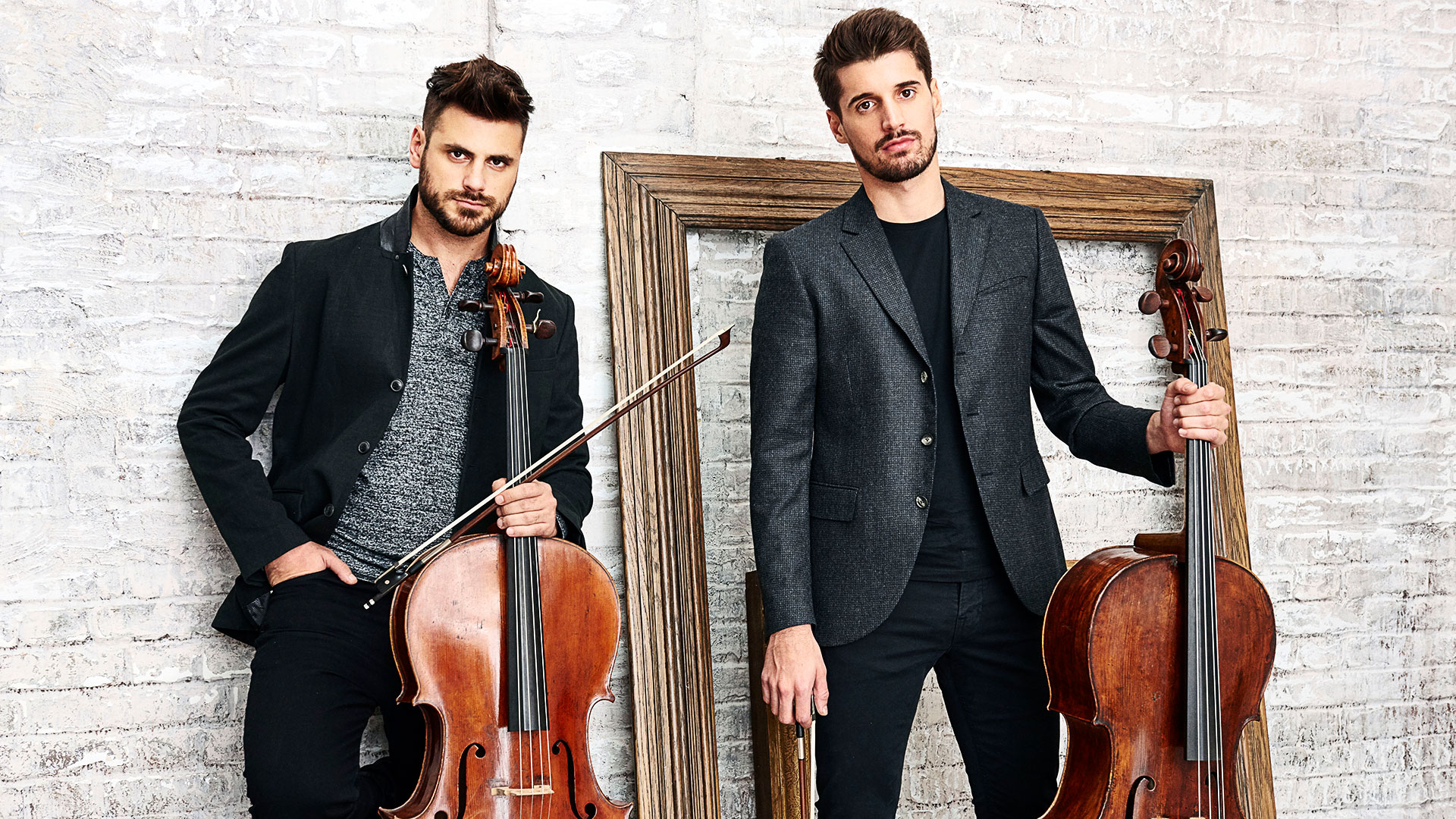 Soaring to New Heights With 2Cellos