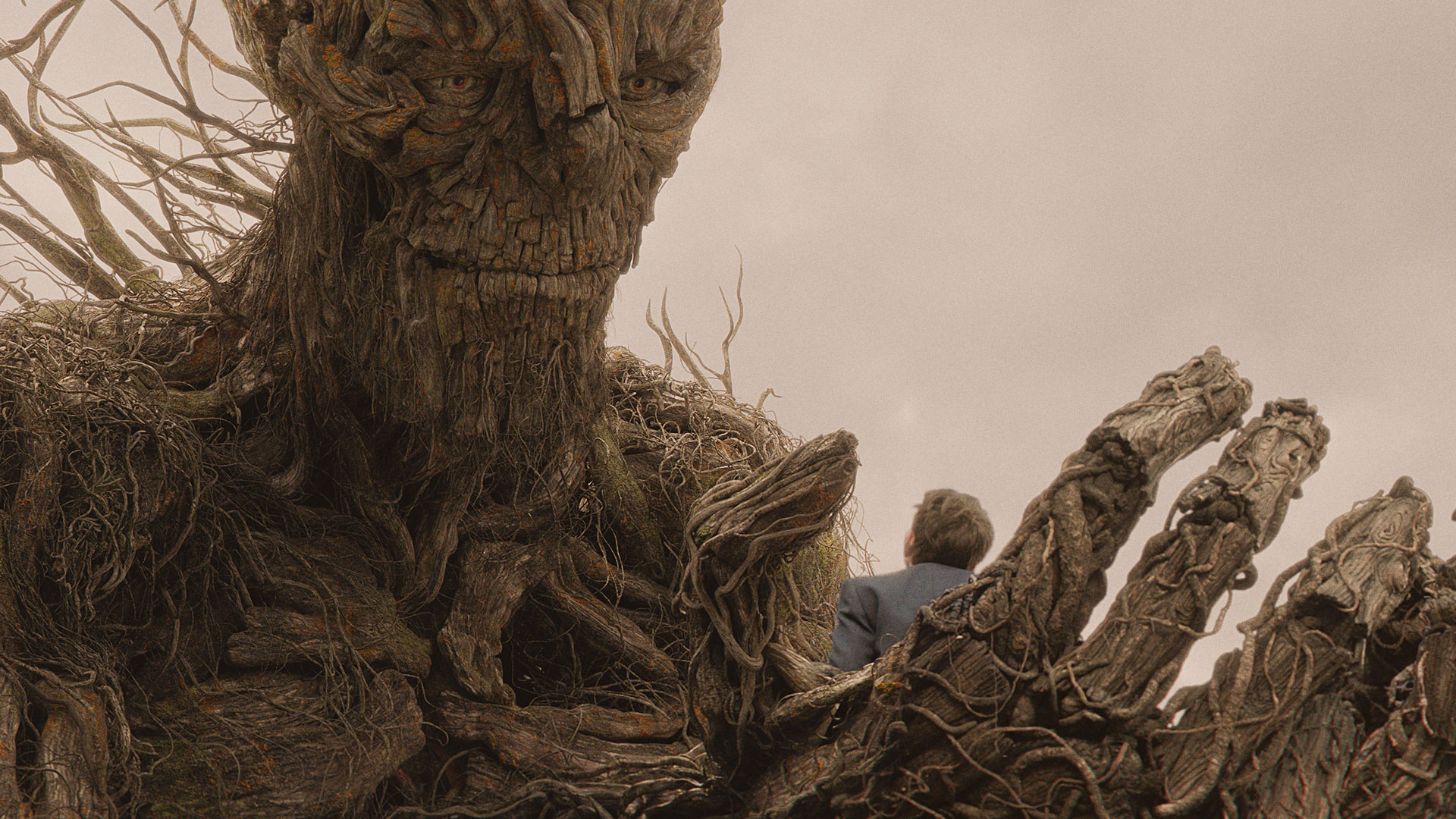 Unlikely form of therapy when A Monster Calls